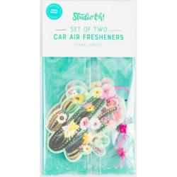 Studio Oh!® Desert Blossoms Car Air Freshener - Multi found on Bargain Bro from Francesca's Collections for USD $3.80