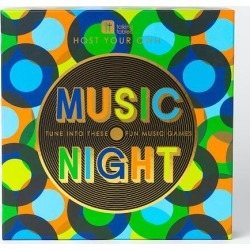 Talking Tables Host Your Own Music Night Game