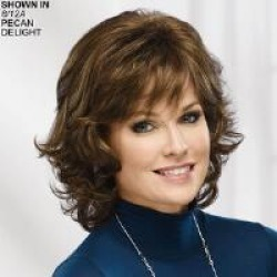 Sawyer WhisperLite Wig by Paula Young found on Bargain Bro India from Paula Young for $69.99