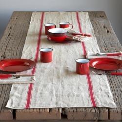 Provence Linen Table Runner found on Bargain Bro Philippines from Sundance for $58.00