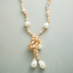 Pearl Lariat Necklace found on Bargain Bro India from Sundance for $319.99