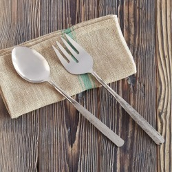Emery Hammered Serving Set, 2-piece Set found on Bargain Bro Philippines from Sundance for $48.00