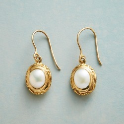 Precious Nestle Earrings found on Bargain Bro India from Sundance for $98.00