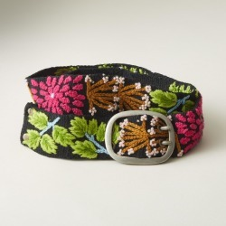 In Bloom Wool Belt