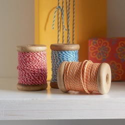 Baker's Cord Mod Ribbon, Set Of 3