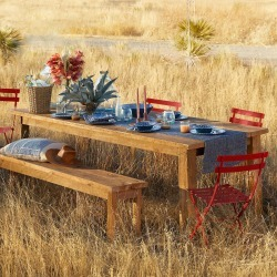Cumberland Outdoor Dining Table found on Bargain Bro Philippines from Sundance for $1995.00
