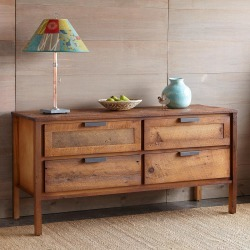 Wood & Iron Low Dresser found on Bargain Bro Philippines from Sundance for $2295.00