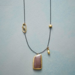 Unique Sapphire Necklace found on Bargain Bro India from Sundance for $1290.00