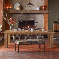 School House Dining Table found on Bargain Bro Philippines from Sundance for $2895.00