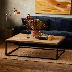 Brickmaker's Coffee Table found on Bargain Bro Philippines from Sundance for $1295.00