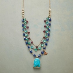 Jes MaHarry Coastal Route Necklace found on Bargain Bro India from Sundance for $2400.00