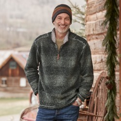 Roaring Creek 1/4 Zip Pullover found on Bargain Bro India from Sundance for $138.00