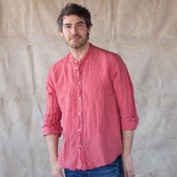 Tony Shirt - Stripe found on Bargain Bro India from Sundance for $129.99