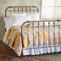Country Garden Lightweight Quilt found on Bargain Bro India from Sundance for $255.00