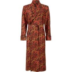 Daniel Hanson Paisley Silk Robe found on MODAPINS from harrods.com for USD $1127.22