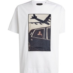 Limitato Hell Is Empty by Riocam T-Shirt found on MODAPINS from harrods.com for USD $216.62