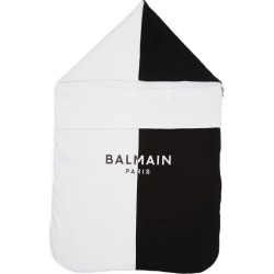 Balmain Kids Colour-Block Logo Nest found on Bargain Bro UK from harrods.com