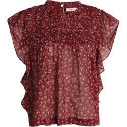 Isabel Marant Étoile Layona Floral Top found on Bargain Bro UK from harrods.com