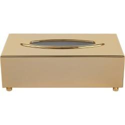 ZODIAC Box Gold-Plated Tissue Box found on Bargain Bro UK from harrods.com
