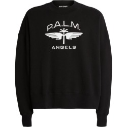 Palm Angels Military Wings Sweatshirt found on Bargain Bro UK from harrods.com