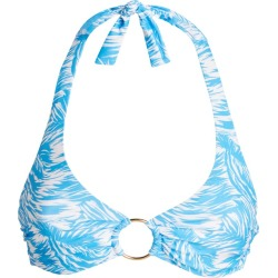 Melissa Odabash Splash Print Brussels Bikini Top found on GamingScroll.com from Harrods Asia-Pacific for $143.43