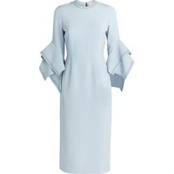 Roksanda Ronda Crepe Dress found on Bargain Bro UK from harrods.com