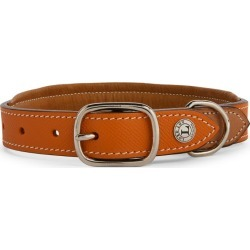 Lord Lou Leather Ascot Dog Collar (Extra Large) found on Bargain Bro UK from harrods.com
