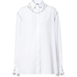 Burberry Crystal Embellished Shirt found on Bargain Bro UK from harrods.com