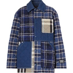 Burberry Quilted Check Print Jacket found on GamingScroll.com from Harrods Asia-Pacific for $1384.54