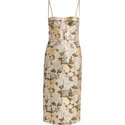 Brock Collection Quadrella Floral Pencil Dress found on MODAPINS from Harrods Asia-Pacific for USD $1182.51