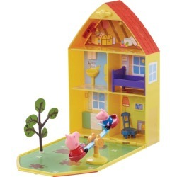 Peppa Pig Peppa'S Home And Garden Playset found on Bargain Bro India from Harrods Asia-Pacific for $31.14