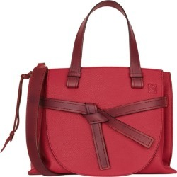 Loewe Small Leather Gate Top Handle Bag found on Bargain Bro UK from harrods.com