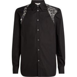 Alexander Mcqueen X-Ray Print Harness Shirt found on Bargain Bro from harrods (us) for USD $475.76