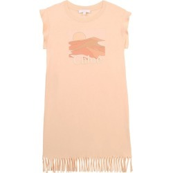Chloé Kids Landscape-Logo Dress (2-14 Years) found on Bargain Bro UK from harrods.com