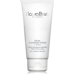 Natura Bissé Facial Cleansing Cream + AHA found on Makeup Collection from harrods.com for GBP 49.17