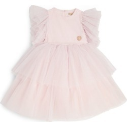 Elie Saab Tiered Ruffle Dress (4-14 Years) found on MODAPINS from harrods.com for USD $466.58