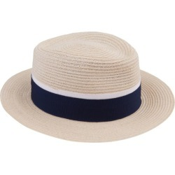 Maison Michel Andre Straw Fedora found on Bargain Bro from harrods.com for £493