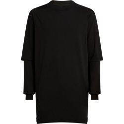 Rick Owens Longline T-Shirt found on Bargain Bro UK from harrods.com