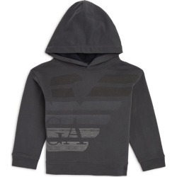 Emporio Armani Kids Logo Hoodie (4-16 Years) found on Bargain Bro UK from harrods.com