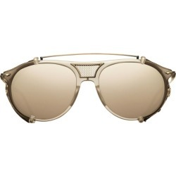 Matsuda Aviator Sunglasses found on MODAPINS from Harrods Asia-Pacific for USD $801.83