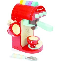 Le Toy Van Café Machine found on Bargain Bro India from Harrods Asia-Pacific for $40.55