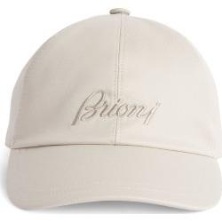 Brioni Logo Baseball Cap found on Bargain Bro India from harrods (us) for $323.00