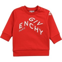 Givenchy Kids Abstract Logo Sweatshirt (9-36 Months) found on Bargain Bro UK from harrods.com