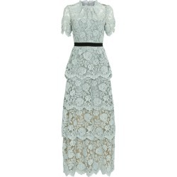 Self-Portrait Lace Maxi Dress found on MODAPINS from Harrods Asia-Pacific for USD $545.86