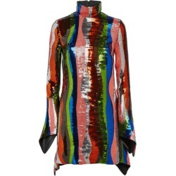 Halpern Striped Sequin Mini Dress found on MODAPINS from Harrods Asia-Pacific for USD $1599.01