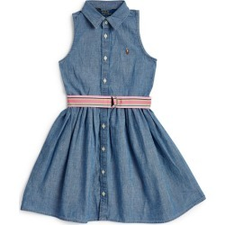 Ralph Lauren Kids Chambray Shirt Dress (5-7 Years) found on Bargain Bro from Harrods Asia-Pacific for USD $89.91