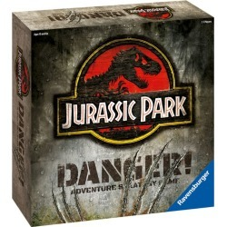 Jurassic World Jurassic Park Danger! Adventure Strategy Game found on Bargain Bro from harrods.com for £28