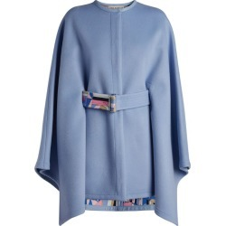 Emilio Pucci Belted Cape Coat found on MODAPINS from Harrods Asia-Pacific for USD $2693.32