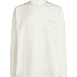 Jil Sander Metal Detail T-Shirt found on MODAPINS from harrods.com for USD $531.95