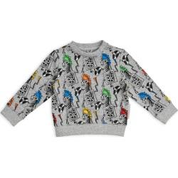 Stella McCartney Kids Zebra DJ Sweatshirt (3-36 Months) found on Bargain Bro UK from harrods.com